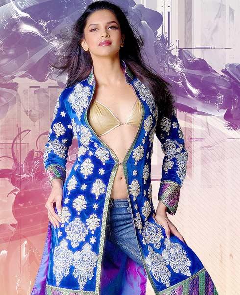 Deepika Padukone Hot And Sexy Navel